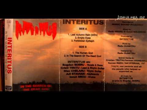 Interitus - In The Search Of The Dead God (Demo 1996 + bonus)
