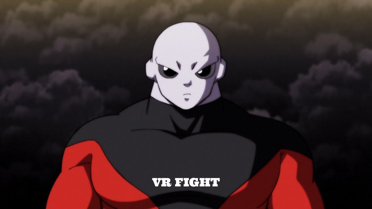 DRAGONBALL NACHO VR JIREN FIGHT Fan Made