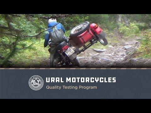 Ural Quality Testing Program
