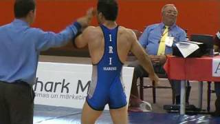 Freestyle Wrestling - Iran vs. Germany 63kg