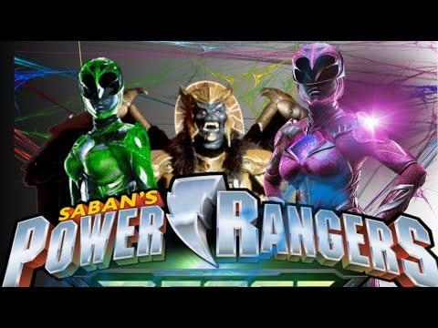 "Game Power Ranger Fighting ""PART 6"""