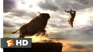 Alpha (2018) - Bison Hunting Scene (1/10) | Movieclips