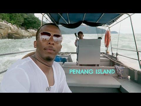 A TOUR IN PENANG ISLAND || جولة في جزيرة بينانغ || Dalxiska Jazirada Penang