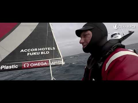 Volvo Ocean Race: John Fisher is 'lost at sea' - 5 apr 18 - 10:55