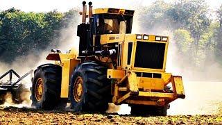 Мощная сельхозтехника в работе.Гусеничная Колесная.Зрелищное Видео(Подписаться на #offroadchannel https://goo.gl/TXlrQu Powerful machinery at work.Crawler Wheel.Spectacular Video Канал #offroadchannel был создан для ..., 2016-09-04T16:30:00.000Z)