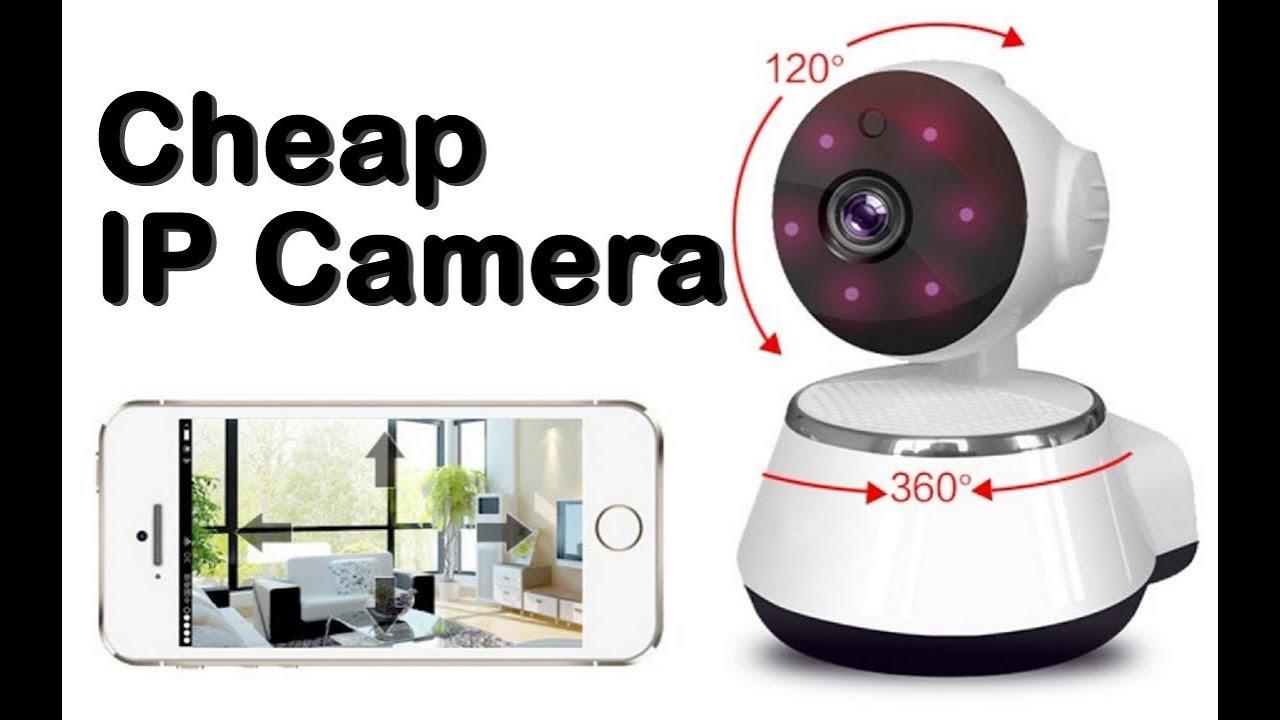 Cheap IP Camera | Wifi IP Camera | Wifi Security Camera | Baby Monitor |  $12 99