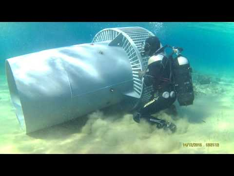 saperdiver underwater service