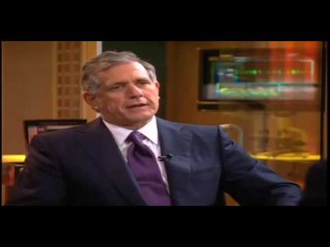 CBS's Moonves Sees Encouraging Signs From Auto Industry