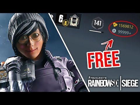 HOW TO GET UNLIMITED FREE R6 CREDITS/RENOWN ON RAINBOW SIX SIEGE *WORKING 2018* (SECRET GLITCH)