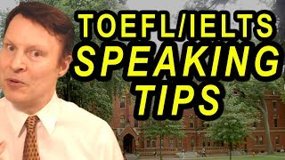TOEFL Speaking  practice 🌟🌟🌟🌟🌟 | Get a better TOEFL score | Learn English with Steve Ford