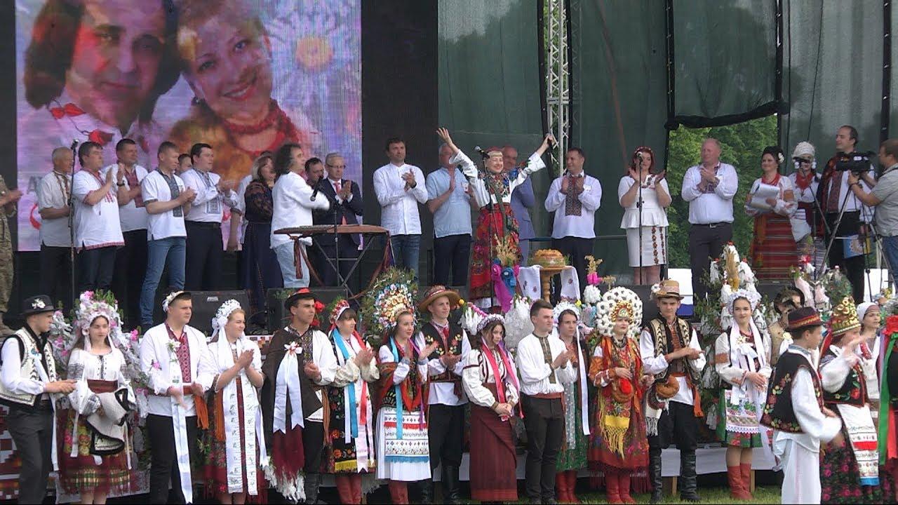 В Румунії відбувся міжнародний фольклорно-етнографічний фестиваль «Гуцули»