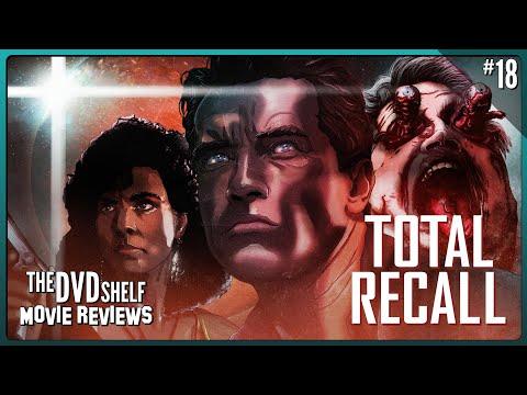 TOTAL RECALL | The DVD Shelf Movie Reviews
