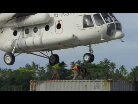 EAST TIMOR AERIAL DELIVERY TEAM