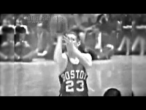 Frank Ramsey 10pts, 4reb (1963 NBA Finals G6 Full Highlights)