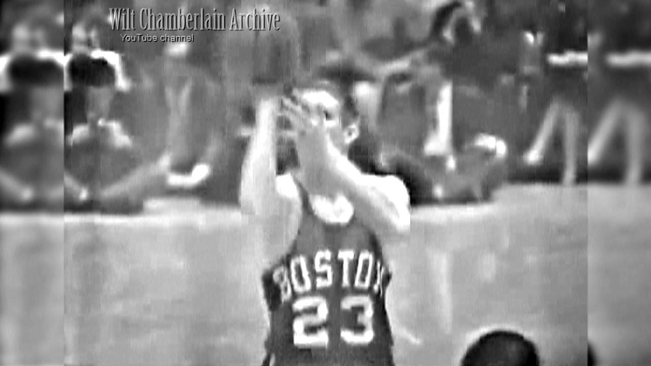 Frank Ramsey 10pts 4reb 1963 NBA Finals G6 Full Highlights