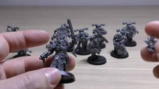 Chaos Space Marines   Review (wh40k)