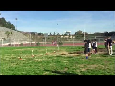 BUSD Students Take Part in Citrus College's Rocketry Outreach Program