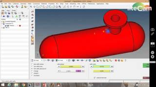 Hypermesh-Simple 3D Meshing Tutorial