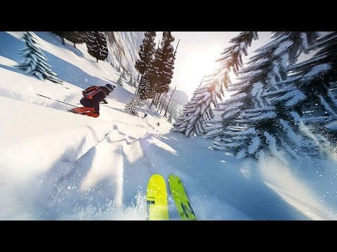 PS4 - Steep Gameplay Walkthrough (E3 2016)