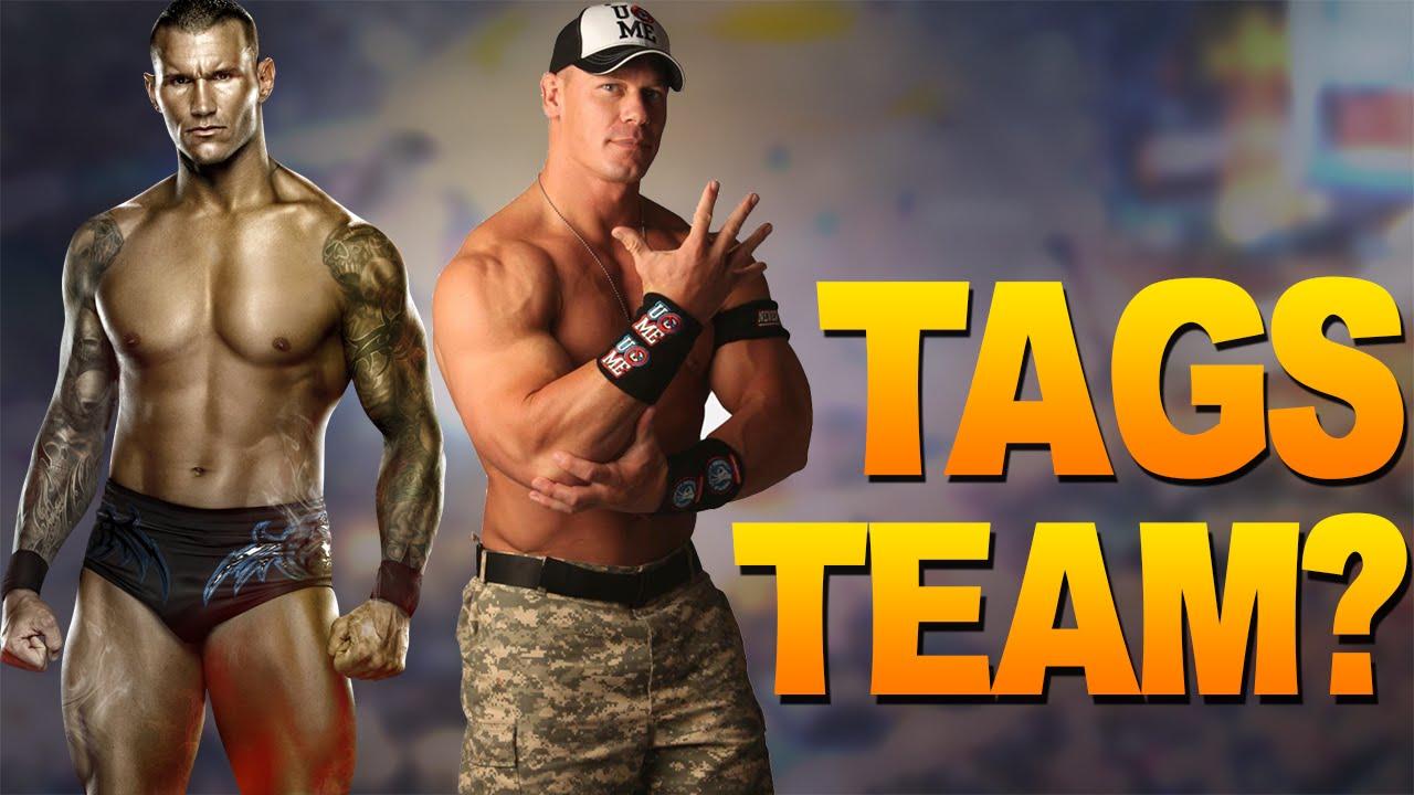 John Cena & Randy Orton Tag Team? - YouTube