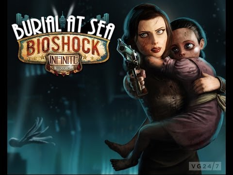 Burial at Sea: Episode 02 | Part 02 | Sin-o-Scope Pictures (Probably Based on FanFiction)