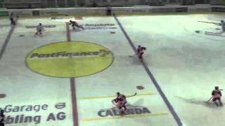 Highlights: SCRJ Lakers vs Hockey Thurgau