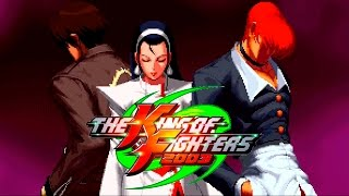 The King of Fighters 2003 - WikiVisually