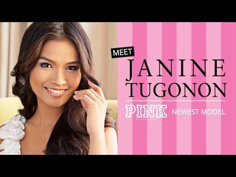 Janine Tugonon is Victoria's Secret's first Filipina model