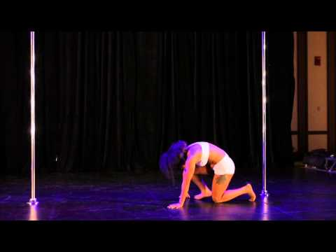 Paula - Fairfield Pole Fitness Showcase
