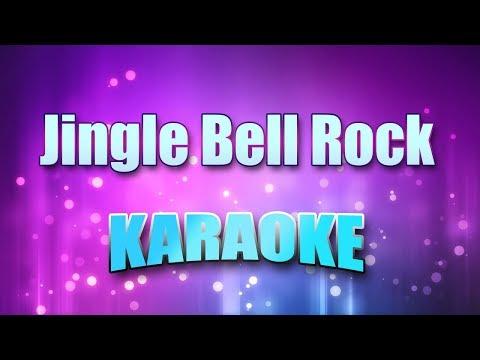 Helms, Bobby - Jingle Bell Rock (Karaoke & Lyrics)