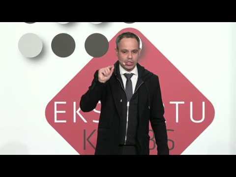 Latvia Business Forum 2016 - City SmartUp by Renato de Castro