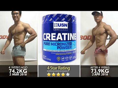 USN Creatine Pure Micronized Powder