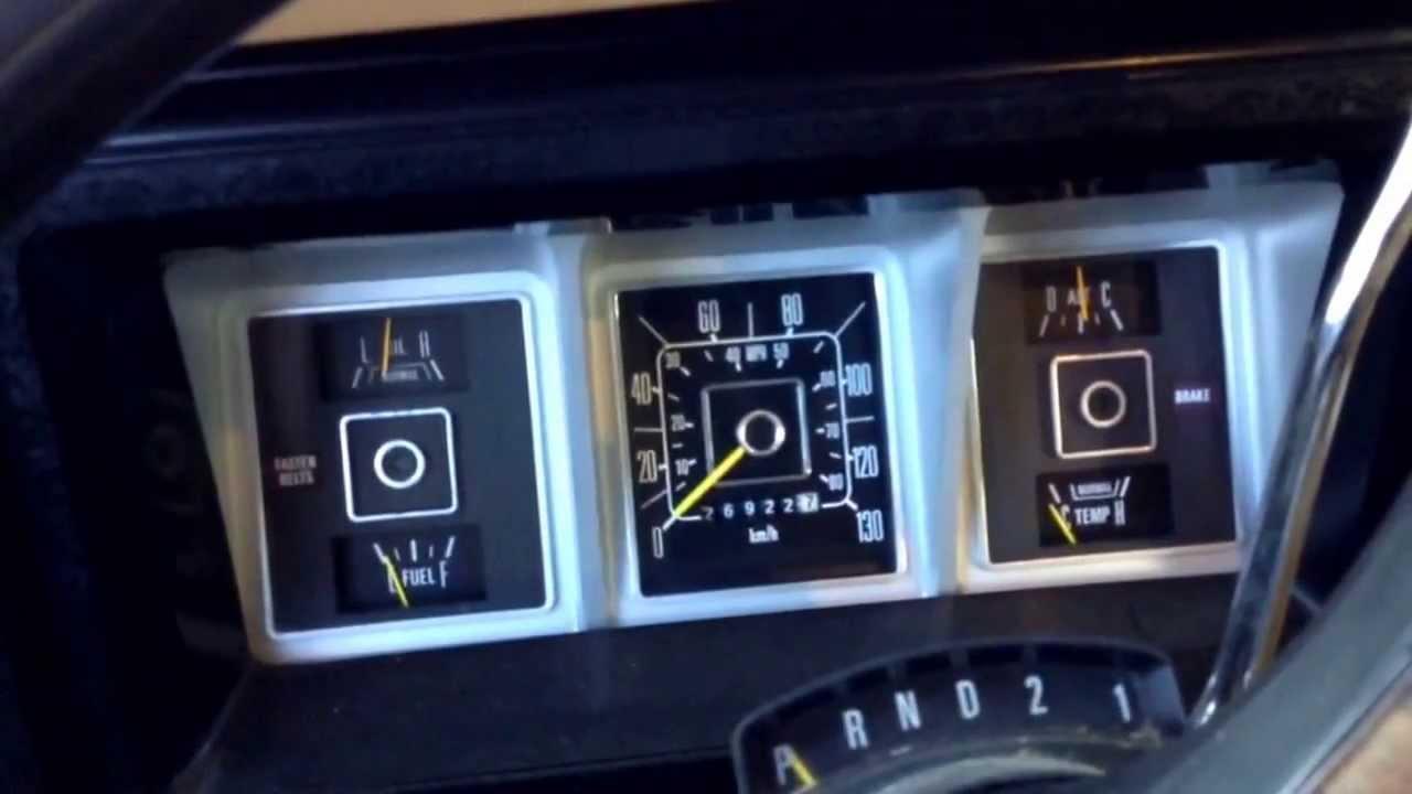 medium resolution of 1978 ford econoline 150 e150 cold canadian start 351w engine