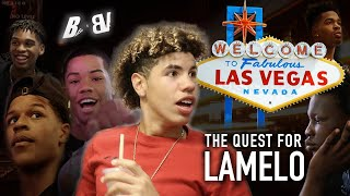 The SEARCH FOR LAMELO On The Las Vegas Strip! Shareef, Bol Bol, Josh, Caleb & Cassius Search 2 Hour!