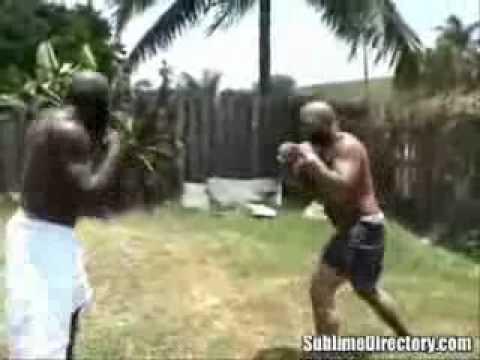 Kimbo slice - backyard fight.flv - YouTube
