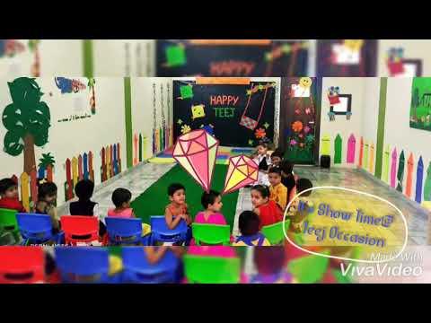 Teej Celebration(2019)@The Sunflower Montessori School