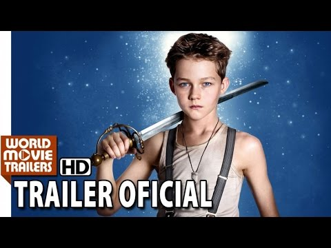 Peter Pan Trailer Oficial #3 Legendado (2015) - Hugh Jackman, Levi Miller HD