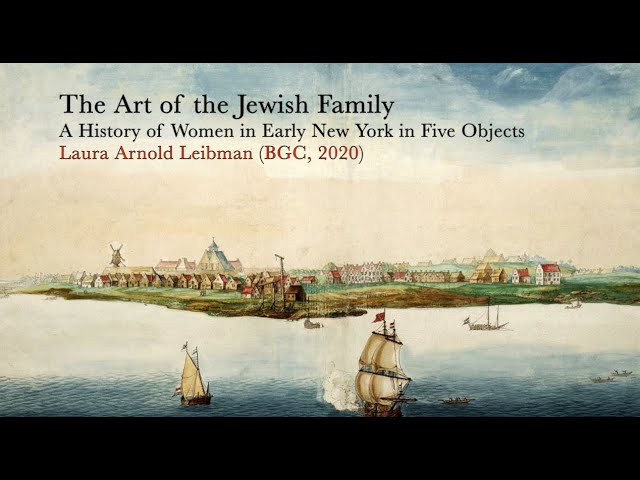 The Art of the Jewish Family is now available on Kindle!