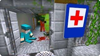 """Заражённый сектор """"Z"""" [ЧАСТЬ 27] Зомби апокалипсис в майнкрафт! - (Minecraft - Сериал)"""