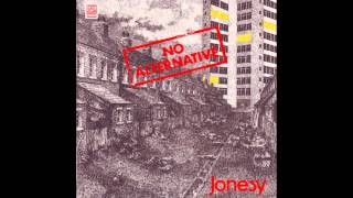 Jonesy - No Alternative ( Full Album + 3 Bonus ) 1972