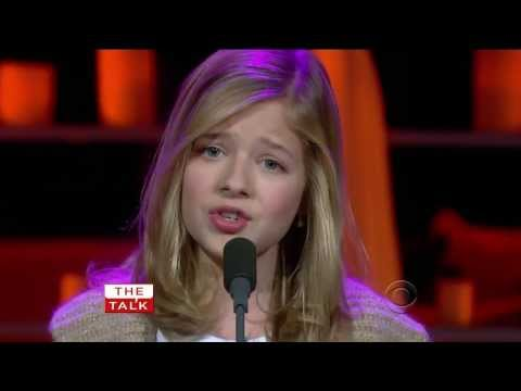 """Jackie Evancho """"The First Noel"""" HD"""