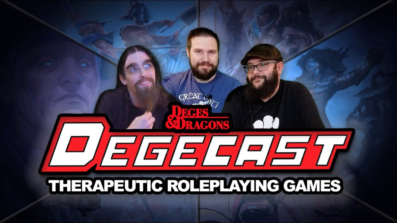 "Degecast EP38 - The OFF SEASON News, & Miracle Creator ""Mr. Turnip"" Interview"