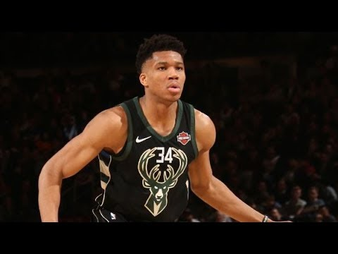 Dunk of the Year Candidate: Giannis Antetokounmpo Literally HURDLES For the Slam