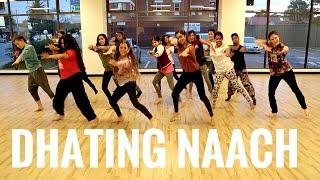 Dhating Naach ( Phata Poster Nikhla Hero) || Bollywood Dance || Choreography by Francesca McMillan