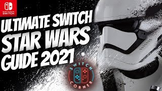 My Star Wars Wishlist, May The 4th Switch Deals, Upcoming Games and Crossovers! Star Wars Day 2021