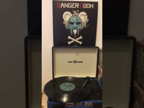 DAnger Doom Vinyl review side a