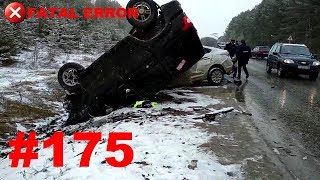 🚘🇷🇺[ONLY NEW] Car Crash Compilation in Russia ( November 2018) #175
