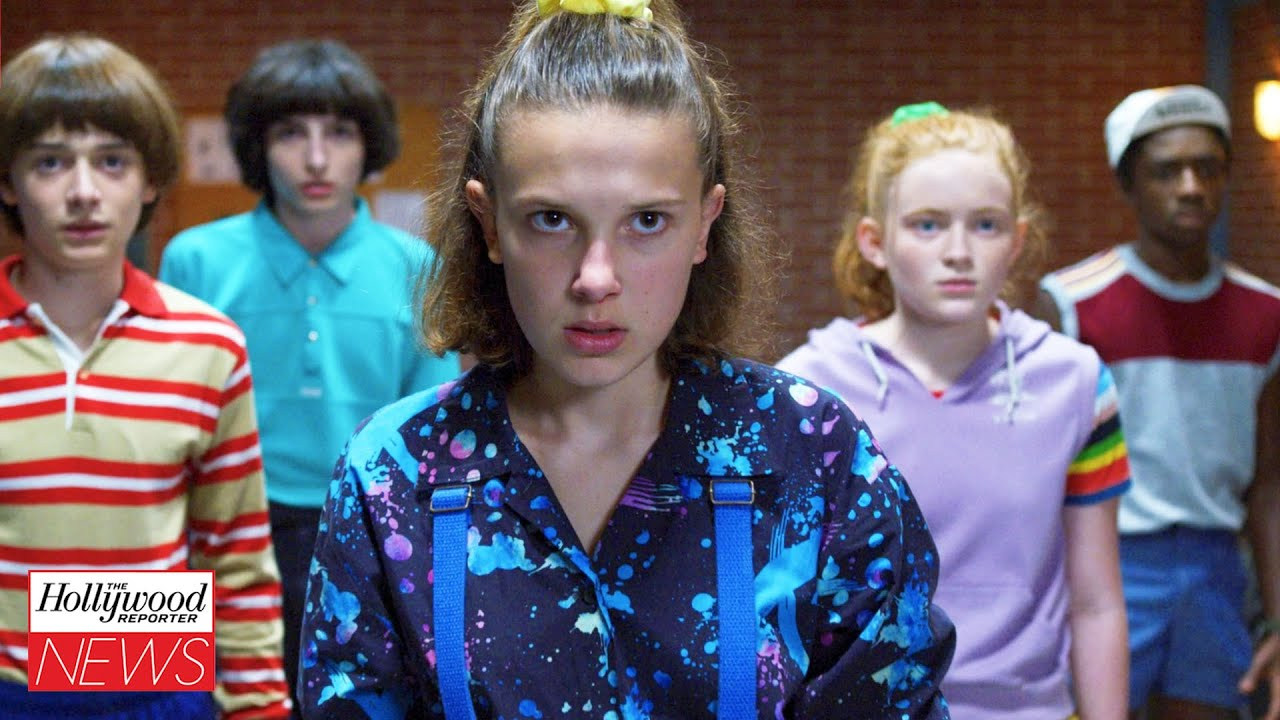 Netflix Releases First Look of 'Stranger Things' Season Four  I THR News