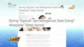Pengobatan Gangguan Tidur Yang Tepat dan Aman.
