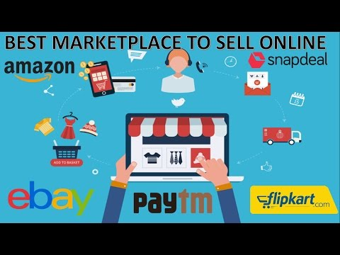 Which Is The Best Online Marketplace Ecommerce Website To Sell Products in India and Why